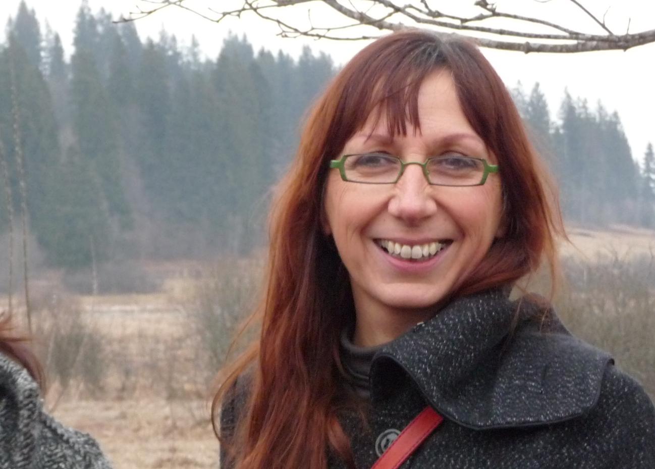 Anne Vignot, conseillère régionale
